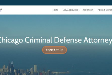 The Brothers of Invention are proud to announce the launch of SLWLawOffice.com for Chicago Criminal Defense Attorney Stephon Wilson.