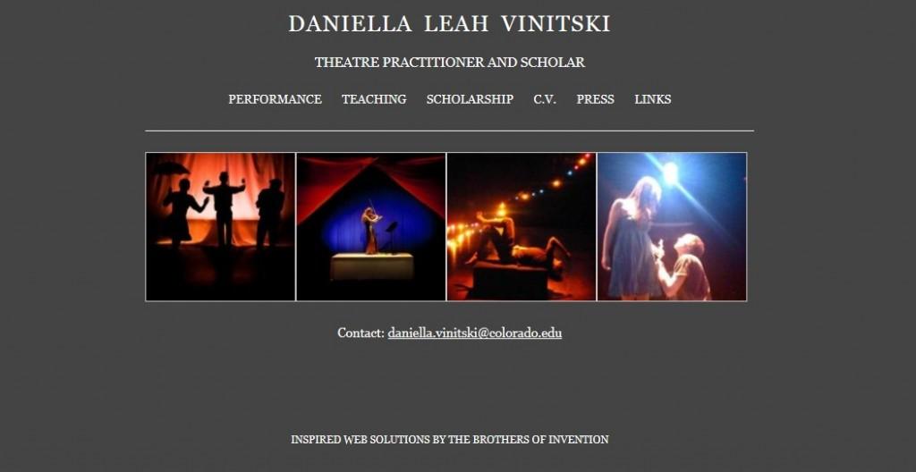 DaniellaVinitski.com