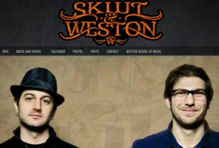 The Brothers Of Invention are proud to announce the launch of SklutandWeston.com. Sklut and Weston have since honed a unique brand of New Orleans infused Americana, mixing rock and roll, folk, country and roots music on the piano and guitar with a focus on tightly knit vocal harmonies. http://sklutandweston.com/