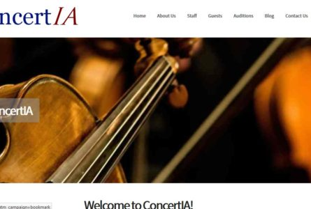 The Brothers Of Invention are proud to announce the launch of ConcertIA.org. ConcertIA is an Iowa-based non-profit musical consortium whose goal is to bring diverse cultural and educational offerings to the people of the state, thereby enhancing quality of life. Home
