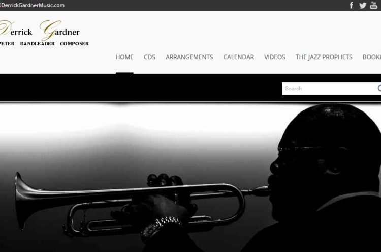 Websites for Musicians