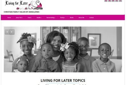 The Brothers Of Invention are proud to announce the launch of Living For Later. Living for Later is about living for Jesus today in preparation for later. Also discussing matters concerning the family, the home, and good health. http://livingforlater.com/