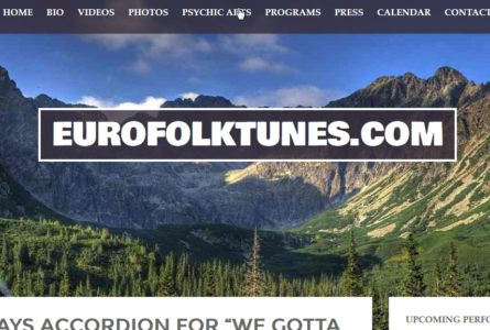 The Brothers of Invention are proud to announce the launch of Eurofolktunes.com, home of Mazurka Wojciechowska, Chicago-based Accordionist, Vocalist, Arranger, Composer/Lyricist.