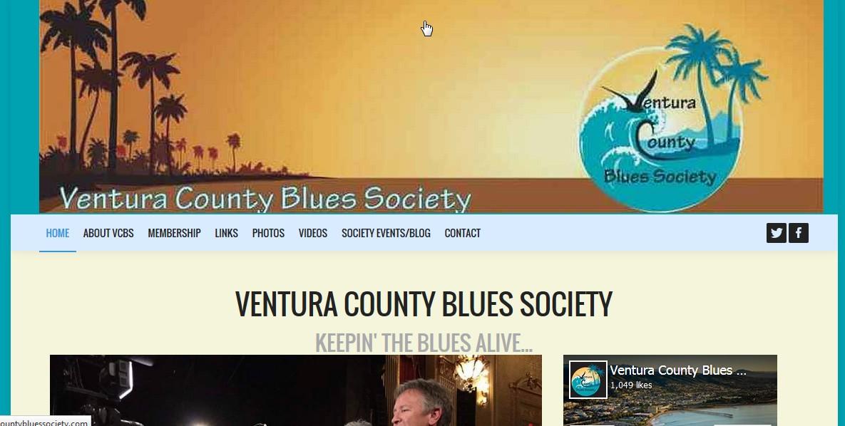 Ventura County Blues Society and Festival