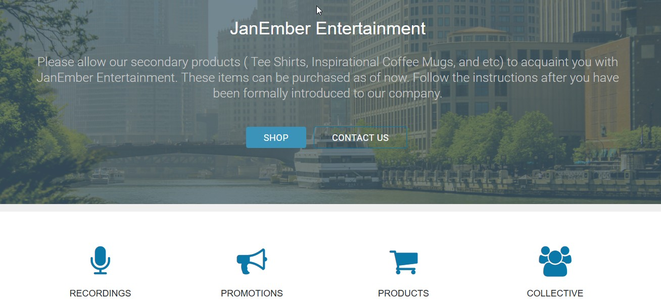JanEmber Entertainment