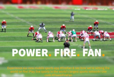 The Brothers Of Invention are proud to announce the launch of Power Fire Fan, Experience our new mobile sports app #FireFan & see how we're setting the world on fire! http://powerfirefan.com/