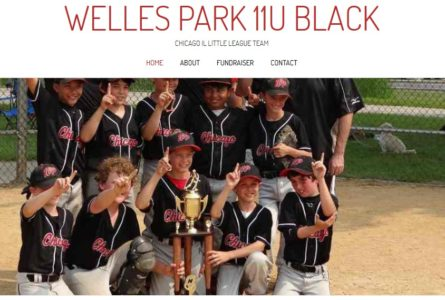 The Brothers Of Invention are proud to announce the launch of Welles Park 11U Black, a Chicago IL Little League Team. http://www.wellespark11ublack.com/
