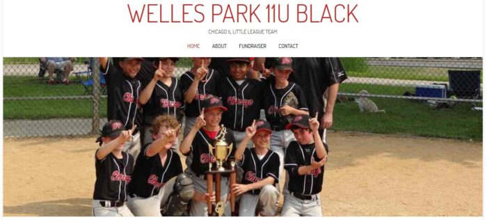 Welles Park 11U Black