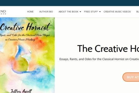 The Brothers Of Invention are proud to announce the launch of The Creative Hornist, Essays, Rants, and Odes for the Classical Hornist on Creative Music Making. http://thecreativehornist.com/