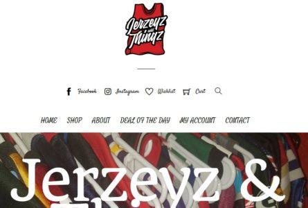 The Brothers Of Invention are proud to announce the launch of Jerzeyz & Thingz: AZ Buyer, Seller, and Trader of NEW/USED Sports Jerseys, Memorabilia, and Merchandise. Home